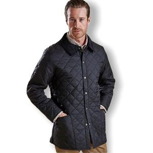 Barbour Heritage Liddesdale Quilt Men's Jacket (M)